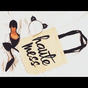 Handbags - Haute Mess Tote